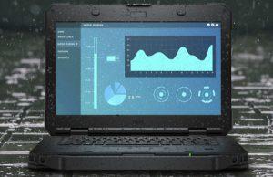 لپ تاپ latitude Rugged