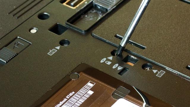 جایگزین کردن دی وی دی رایتربا هارددیسک| dvd rw HDD Caddy