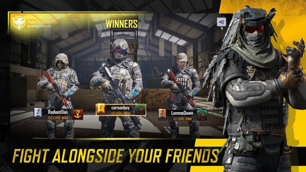 بازی کال افدیوتی Call of Duty