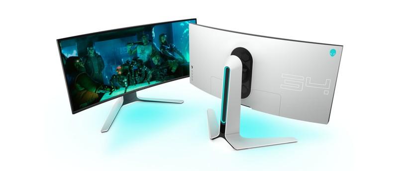 مانیتور Alienware گیمینگ 34 اینچ  دل Dell