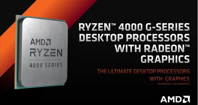 پردازنده 4000G