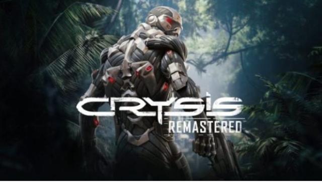 نسخه ریمستر بازی کرایسیس crysis