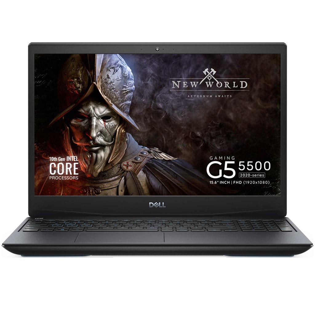 بررسی لپ تاپ گیمینگ دل inspiron G5-5500