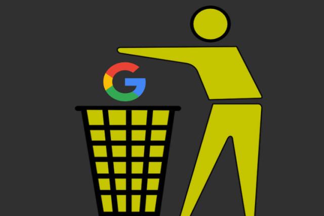 آموزش حذف اکانت گوگل