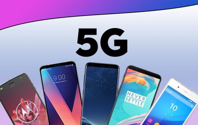 بهترین گوشی های 5g