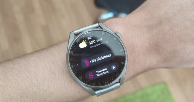 ساعت هوشمند هواوی Watch 3 و Watch 3 Pro