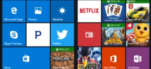 حذف تبلیغات داخلی در windows 10