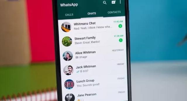نسخه بتا جدید واتساپ